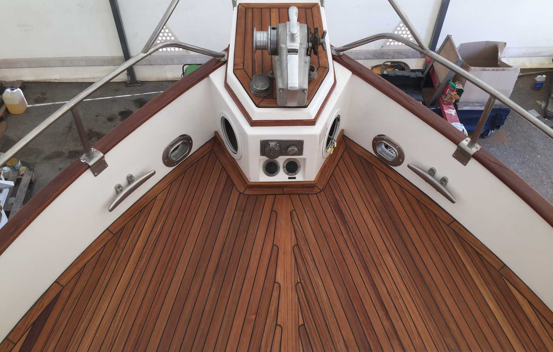 Teak – The right choice for your boat!